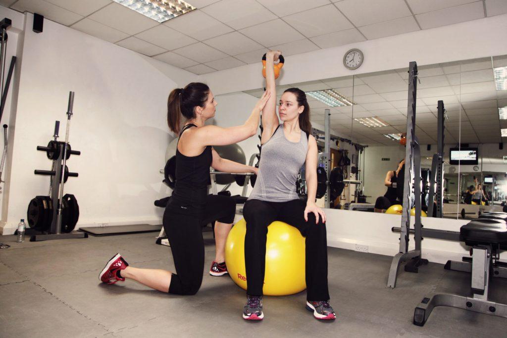 FITatHome személyi edzés