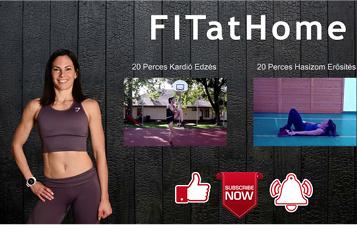 FITatHome ingyenes edzés